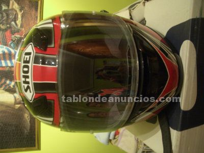 VENTA CASCO INTEGRAL SHOEI SEMINUEVO