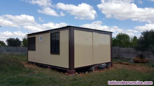 Casa modular 30 m2
