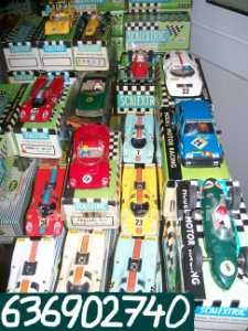 Scalextric exin coches antiguos compro