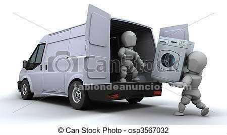 Extra transporte y mudanza