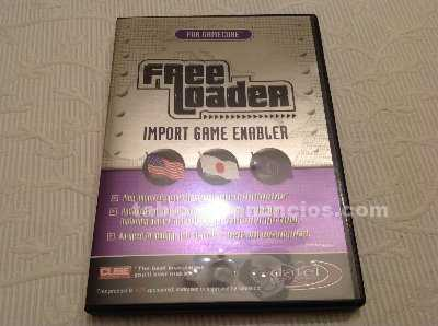 Free loader game cube nuevo
