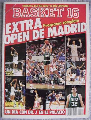Larry bird - open mcdonalds de 1988