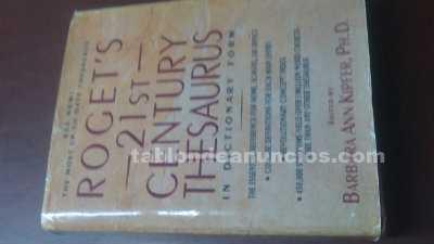 Diccionario de inglés comprado en U.K. Por 7 euros