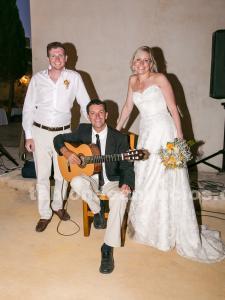 Guitarrista para bodas y  eventos en alicante