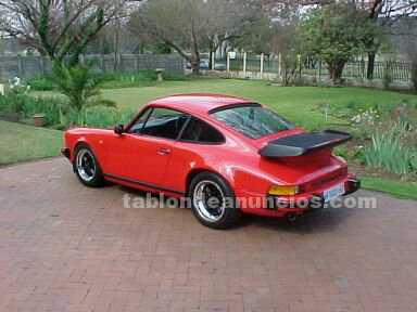 Porsche 911 SC o Carrera años 80 compro