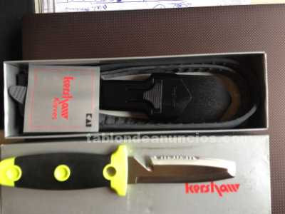 En venta cuchillo kershaw sea hunter ii