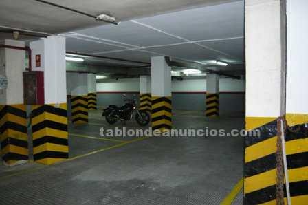 Plazas de garaje en garaje privado cerrado, frente al bernabeu