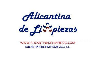 Alicantina de limpiezas 2016 s.l.servicio de limpiezas y mantenimiento alicante.