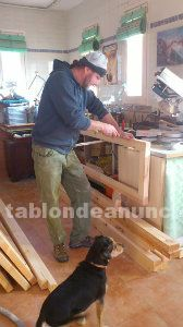 Se ofrece :carpintero  carpinteria de madera:  657759138 / 93 2225802