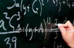 Matemáticas eso y bachiller