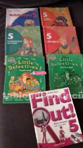 Llibros primaria