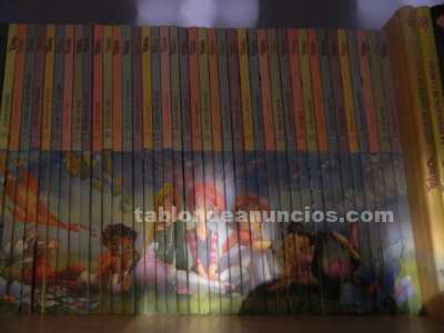 Colecci�n libros witch
