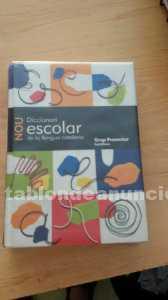 Diccionario escolar catalan