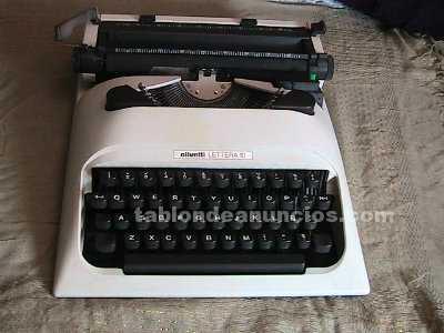 Maquina de escribir portatil
