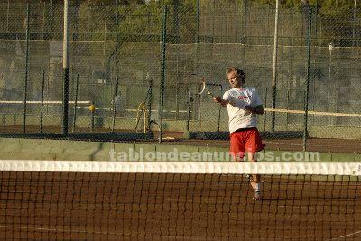 Monitor nacional de tenis