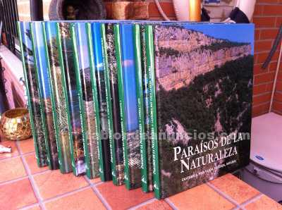 Enciclopedia paraisos de la naturaleza