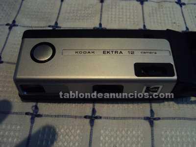 Cámara fotos kodak, canon, agfamatic, flash