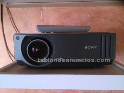 Proyector sony bravia