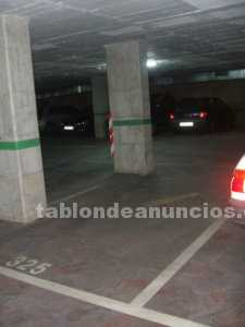 Alquilo parking sabadell