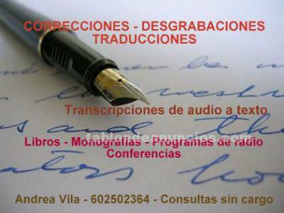 Audio a texto-album de fotos digital-resumenes-traducciones-transcripciones
