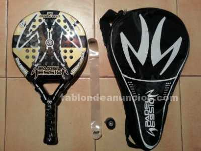 Padel session sp carbon gold (al 40% gran oportunidad !!)
