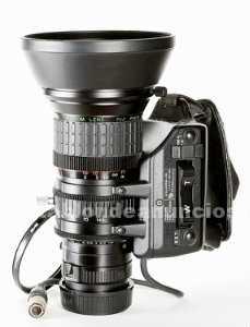 Zoom Fujinon A16x9BRM-28 (Modelo VLC-916BYA)