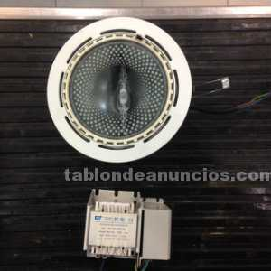 Downlight halogenuro 150w-adptable a led
