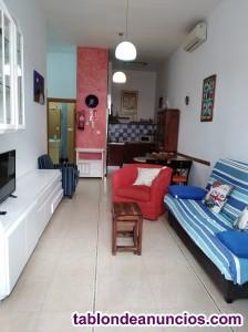 Vende apartamento en planta baja