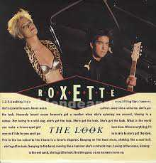 Maxi roxette - the look