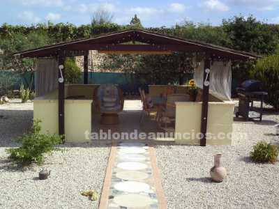 Property in sunny spain,2000 sq mtrs off land