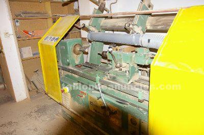 Máquinas de carpintería y ebanisteria