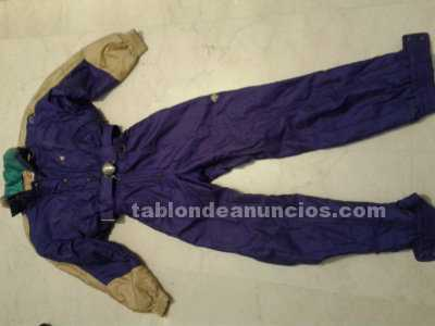 Conjunto de esqu� descente en perfecto estado