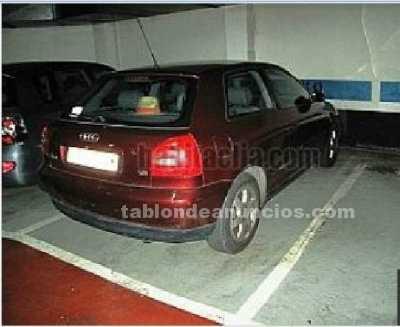 Alquiler plaza de parking en Sagrada Familia