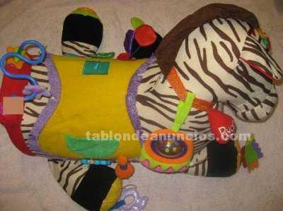 Cebra multiactividades para bebés