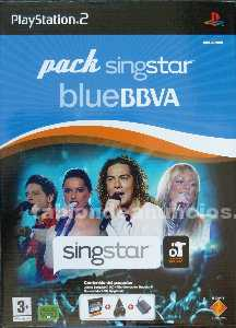 Pack singstar para play station