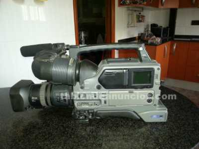 Camara de video sony profesional