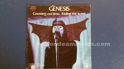 Oferta solo esta semana -genesis- counting out time -