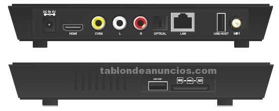 Reproductor multimedia dane eelec g-stream