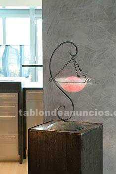 Humidificador de aire tabla romántica