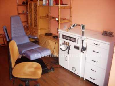 Traspaso gabinete de podologia