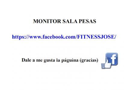 Busco trabajo de monitor sala musculación pueblos castellón