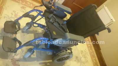 Silla electrica sunrise medical poco uso