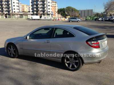 Mercedes c-220 cdi sport coupe - sport edition