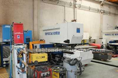 Compro maquinaria industrial metalurgica