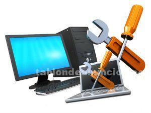 Reparación de ordenadores, ipad, tablet, movil