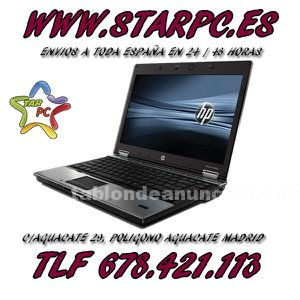 Hp elitebook 2540p core i7 12,1