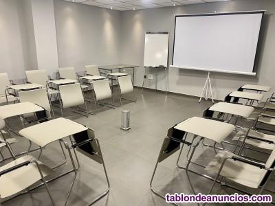 Alquiler de salas de reuniones