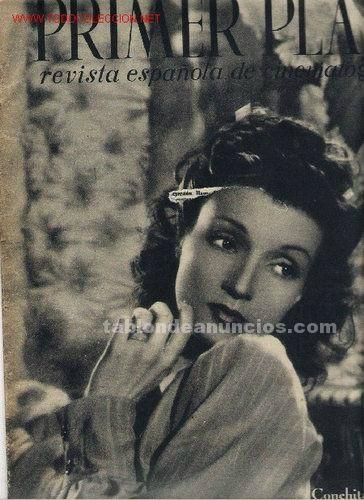 REVISTA PRIMER PLANO Nº 1 año 1940