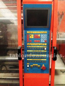 Inyectora plastico mir mpo 105/290