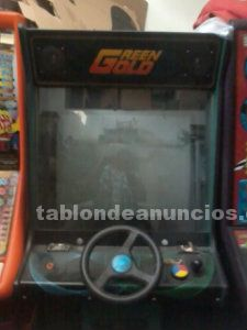 Videojuego arcade virtual game